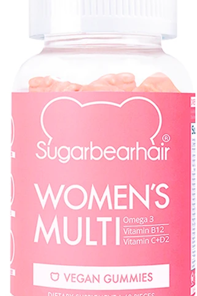 SugarBearHair Women's Multi | Vegan MultiVitamin