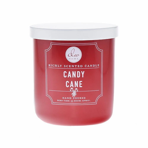 DW Home Candle - Candy Cane Medium