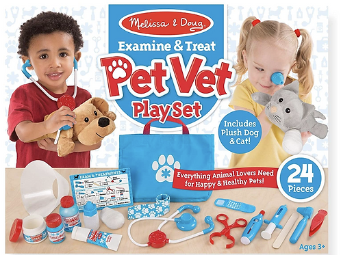 Pet Vet PlaySet