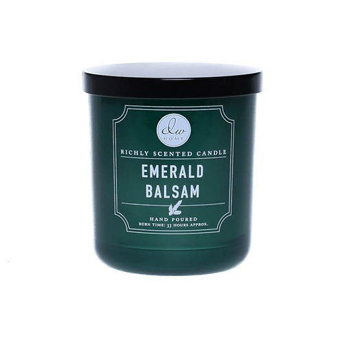 DW Home Candle -Emerald Balsam