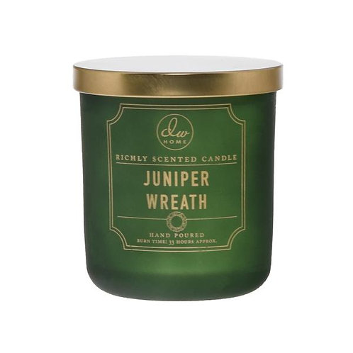 DW Home Candle - Juniper Wreath