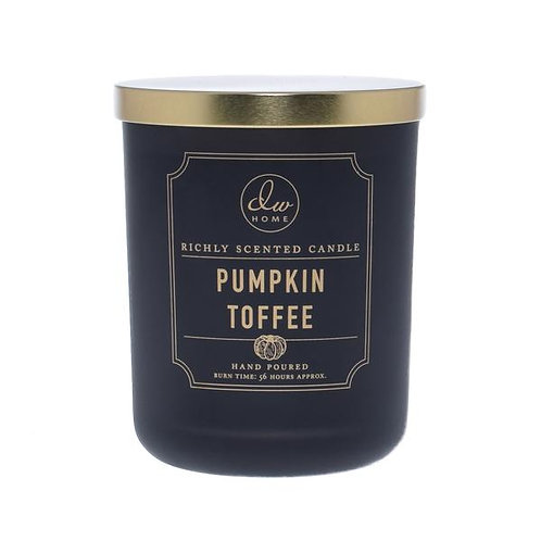 DW Home Candle - Pumpkin Toffee Lg
