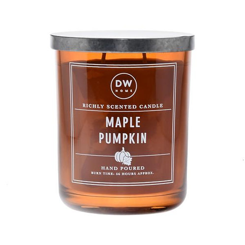 DW Home Candle - Maple Pumpkin Lg