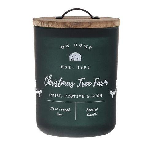 DW Home Candle - Christmas Tree Farm