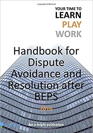 2016 handbook for Dispute Avoidance and