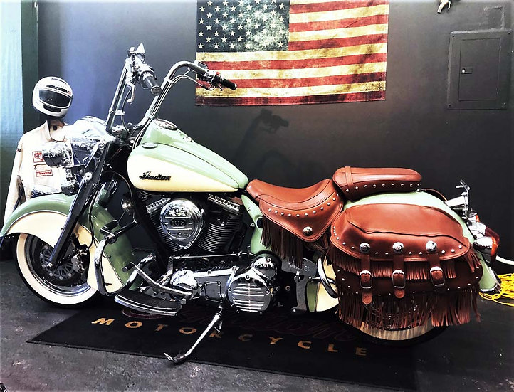 2009 Indian King Mountain War Bonnet