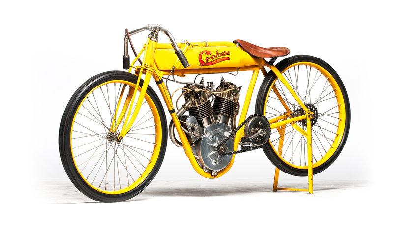1913 Cyclone Board Track Racer