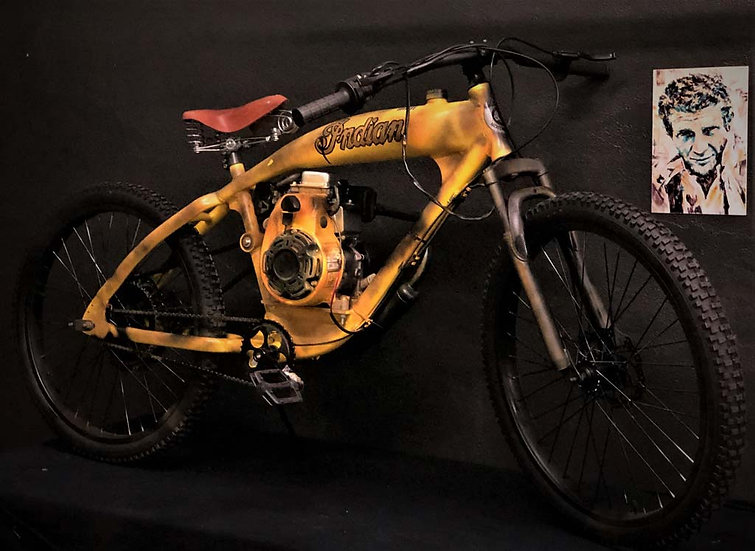 1930 Indian Board Track Racer Tribute