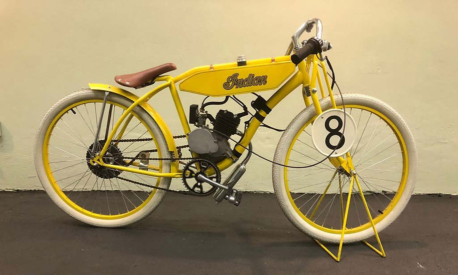1911 Indian Board Track Racer Tribute