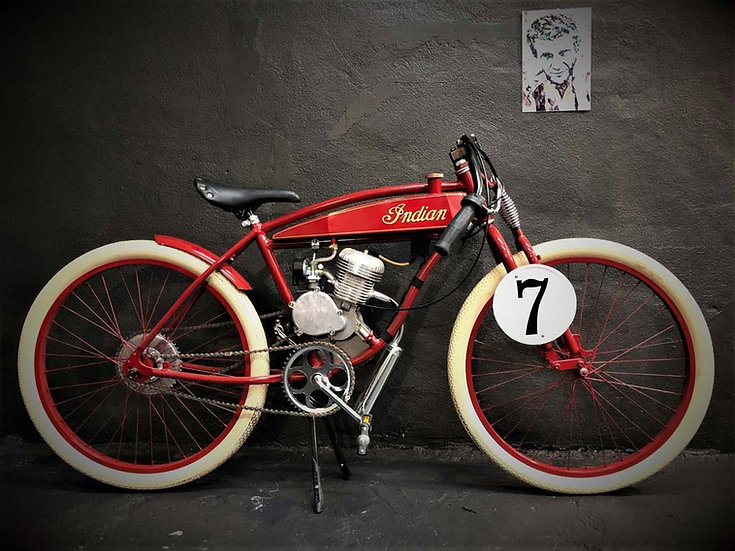 1915 Indian Board Track Racer Tribute