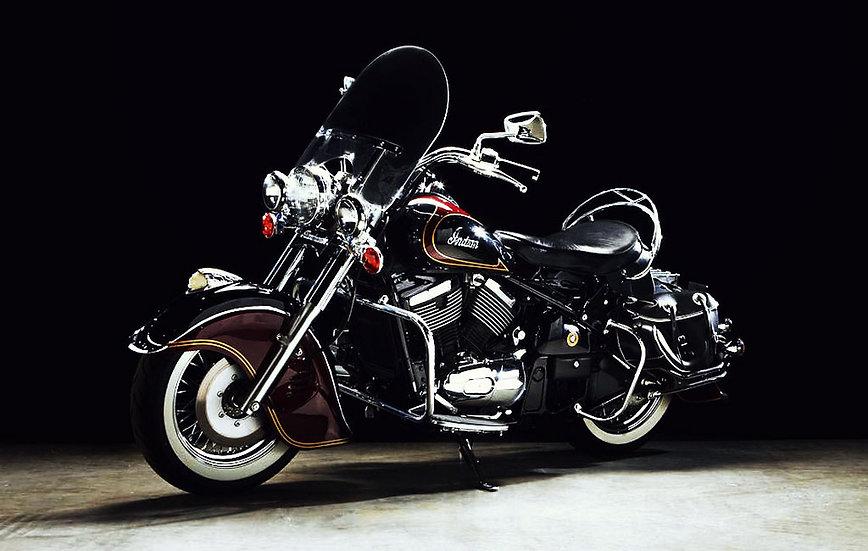 2005 Bob Stark Kawasaki Drifter
