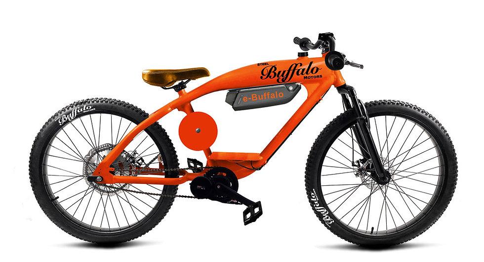 Steel Buffalo Motors e-Bike