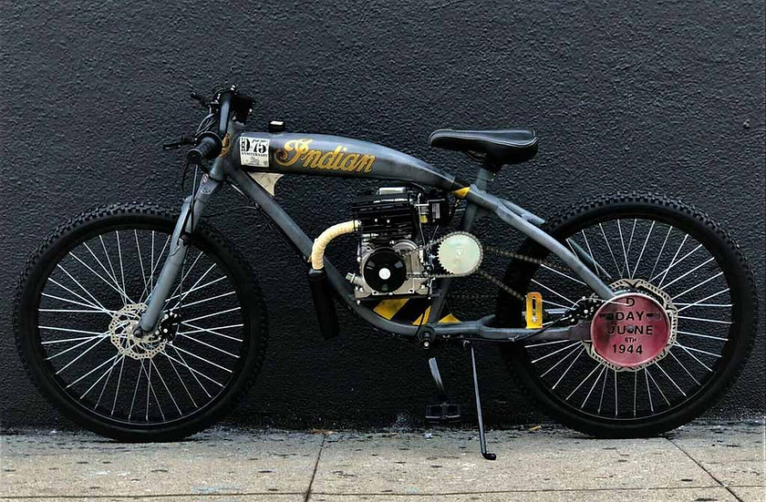 Board Track Racer D-Day Normandy Tribute