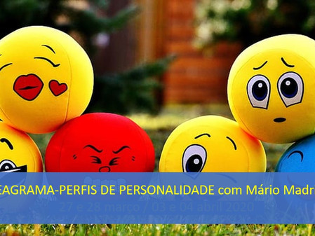 ENEAGRAMA-PERFIS DE PERSONALIDADE com Mário Madrigal