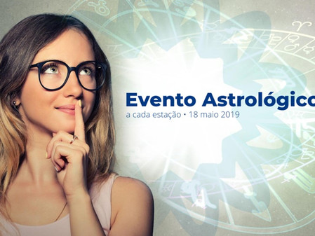 Sábado Astrológico - um dia com Astrologia no Auditório da Liga