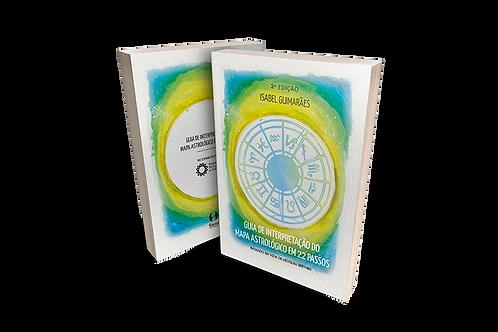 2ª Edição Guia de Guia de Interpretação Astrológica em 22 passos