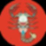 Escorpião FacesIsabelGuimaraes