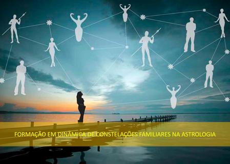 2ª edição Dinâmica de Constelações Familiares na Astrologia com Enzo de Paola - 10 e 11 de outubro-