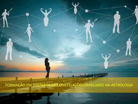 3ª edição Dinâmica de Constelações Familiares na Astrologia com Enzo de Paola - setembro 2021
