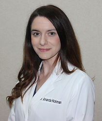 Dr. Amanda Hickman - Optometrist