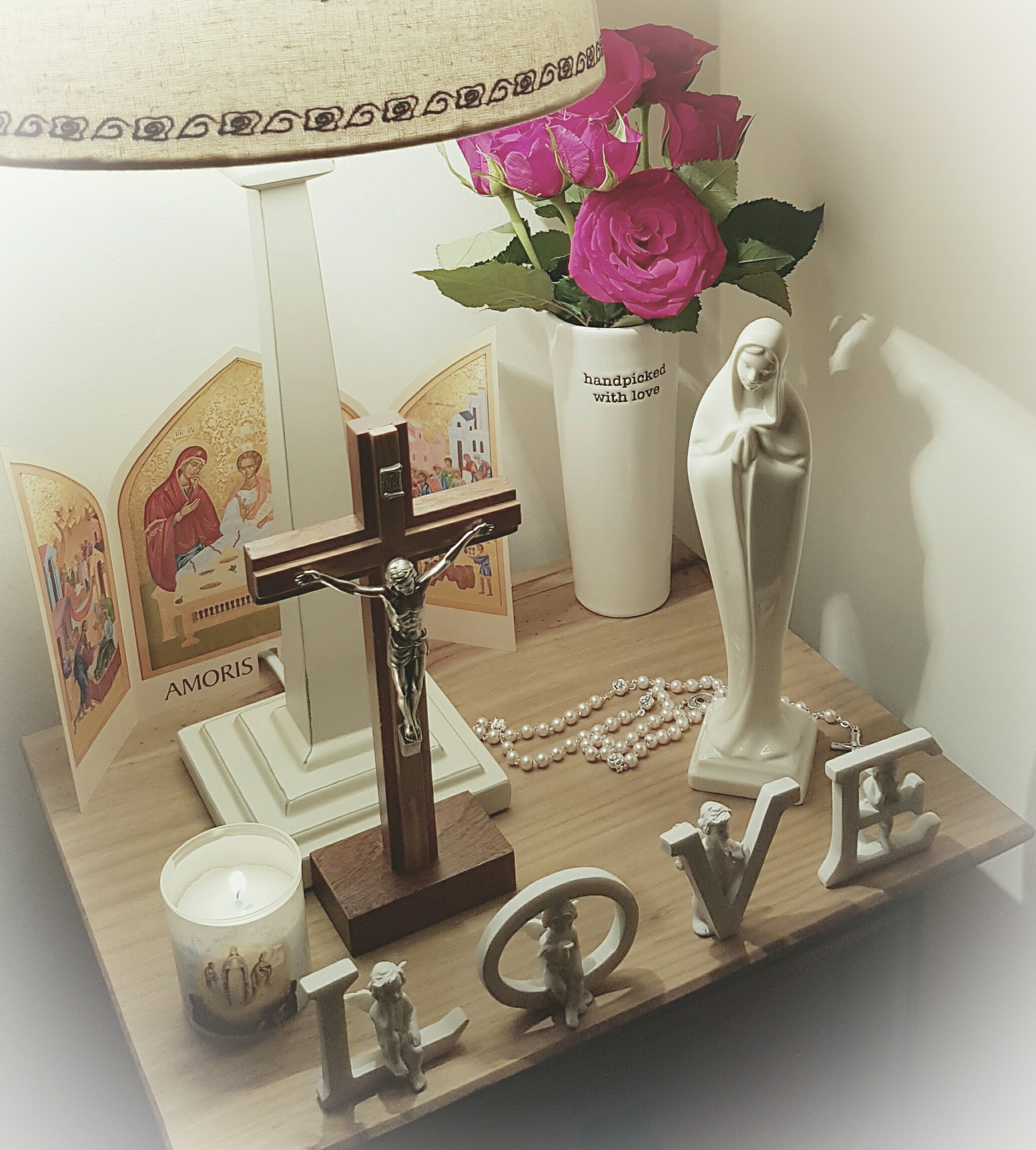 Tyrone - Prayer Space At Home