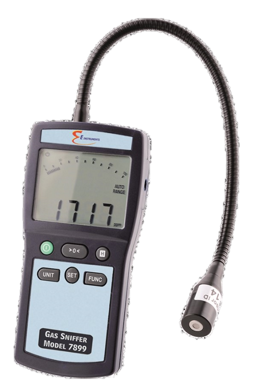Model 7899  Combustible Gas Detector