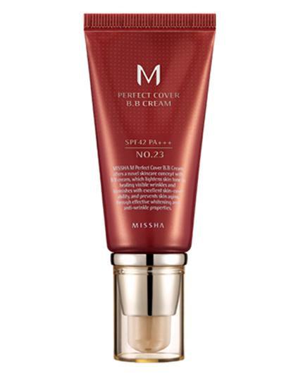 M Perfect Cover BB Cream SPF42 PA+++ 23 Natural Beige