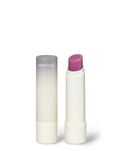 Nature in Life Lip Balm Seo Ri Tae (Black Soybeans)-(creamy gloss) - pink tint