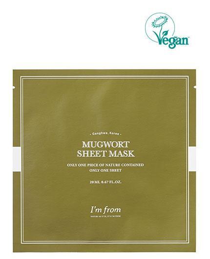 Mugwort Sheet Mask