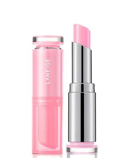 Stained Glow Lip Balm  Berry Pink