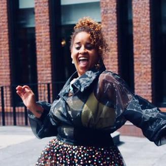 Sandra Sasi Marcelino - Dancer/Singer (she/her/hers)