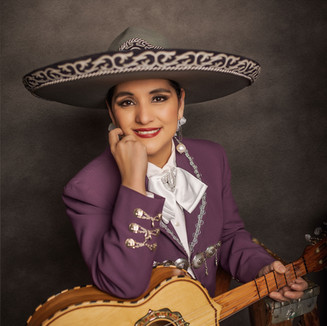 Veronica Robles - Mariachi Singer/Community Organizer (she/her/hers)