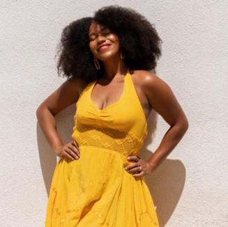 Melania Luisa Marte - Spoken Word Artist (she/her/hers)