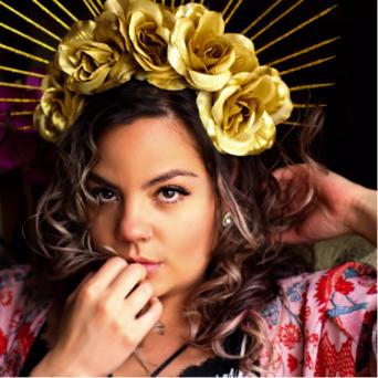 Genie Santiago- Spoken Word Artist (She/Her/Hers)