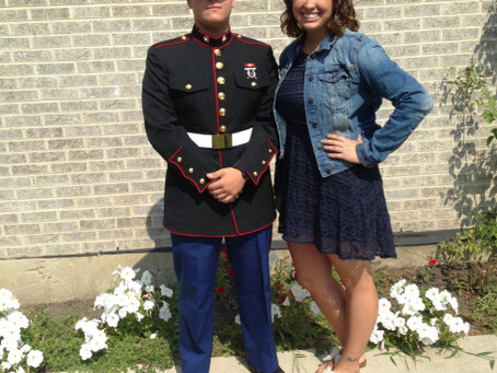 Meet A MILSO Monday: Stefanie and Ray