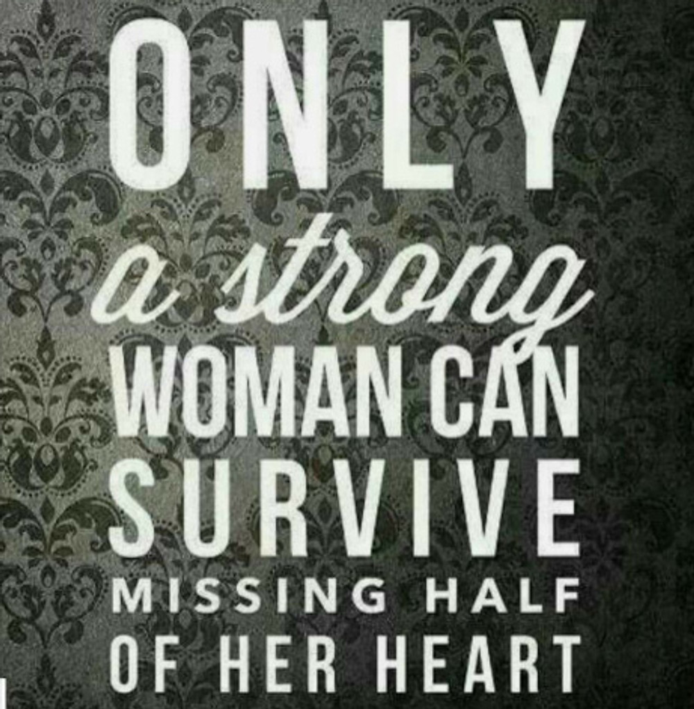 only a strong
