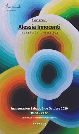 Alessia Innocenti Exposicion Barcelona