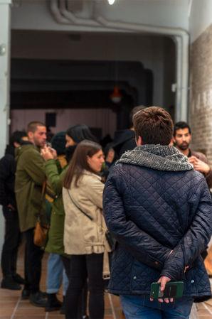 Thewood Coworking Barcelona Andres Mellado Expo