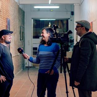 Entrevista Btv notícies a Felipe Pincel