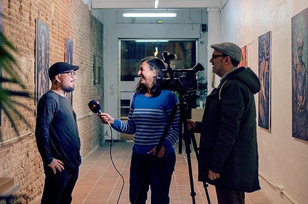 Thewood coworking Felipe Pincel Echeverria Sari Ortuzar Vial