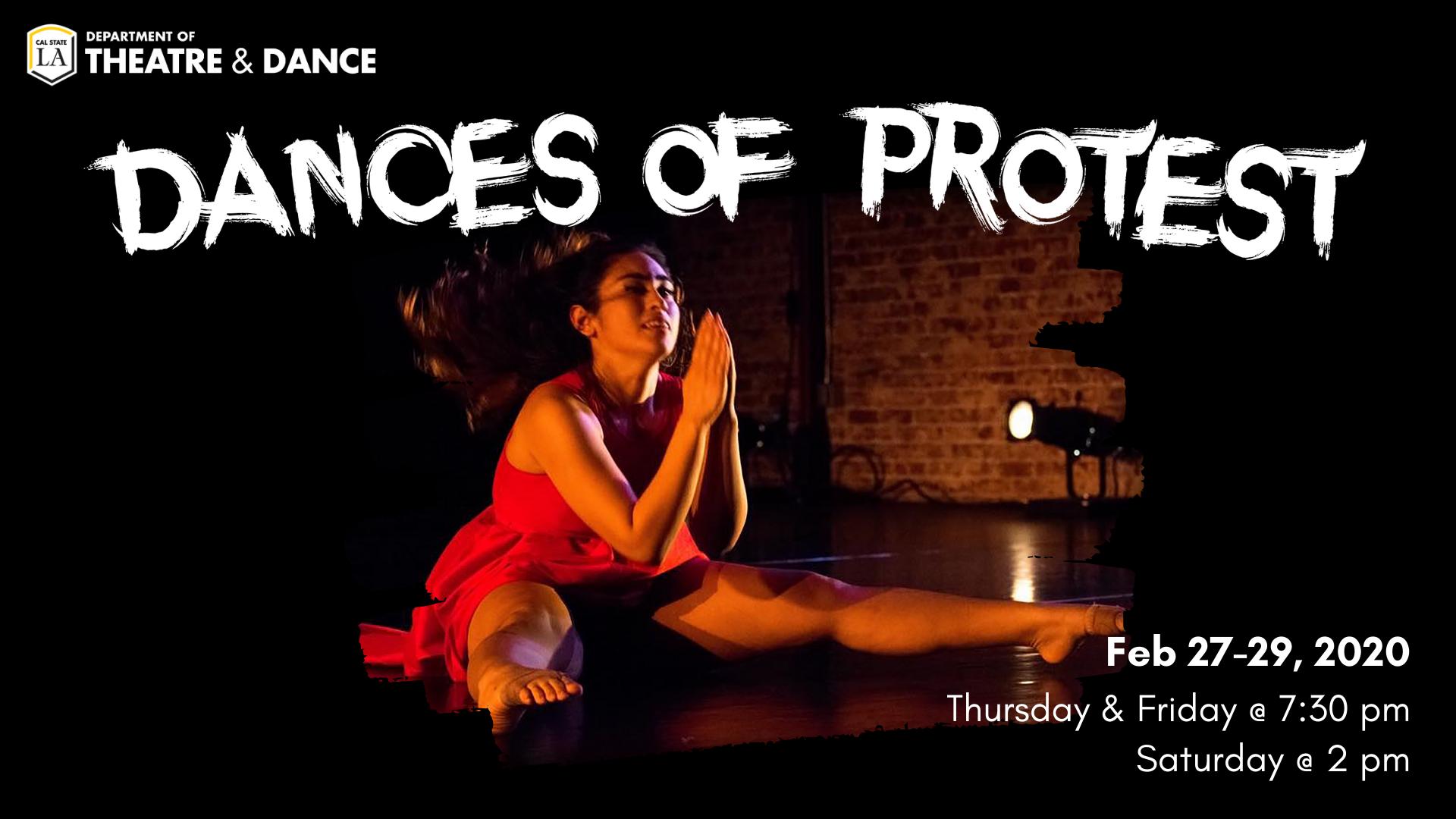 Dances of Protest