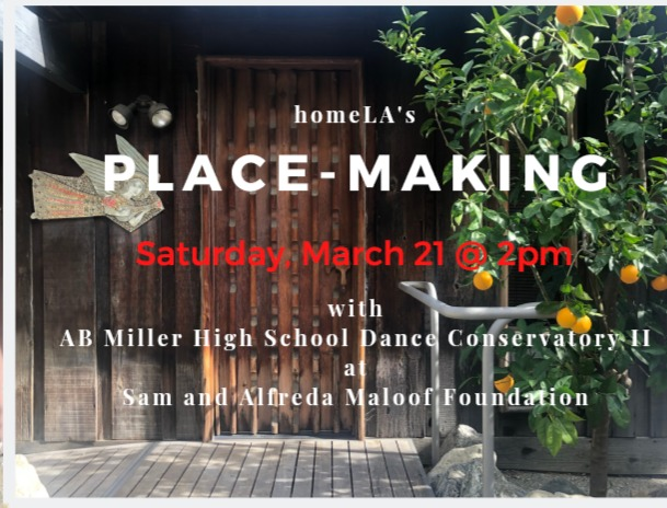 homeLA Place-Making