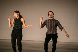 Lost in Translation, UCR Arts Lab 166, rosa and joey dance
