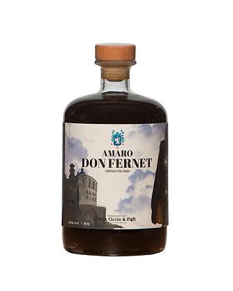 Don Ciccio & Figli Amaro Don Fernet