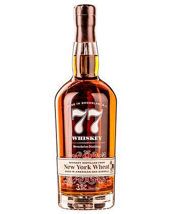 Breuckelen Distilling 77 New York Wheat Whiskey