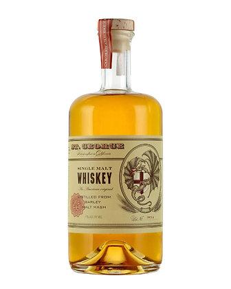 St. George Spirits Single Malt Whiskey