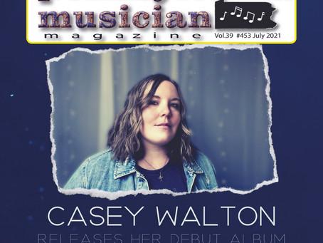 Cover Story - July 2021 - Casey Walton