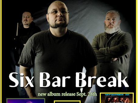 Cover Story - Six Bar Break - September