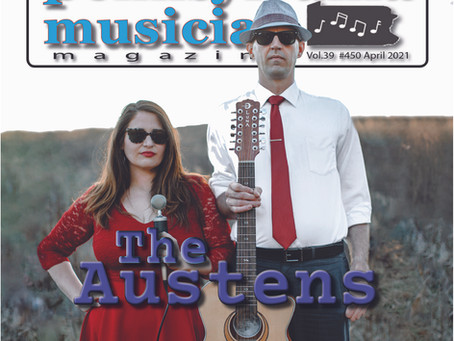 Cover Story - April 2021 - The Austens
