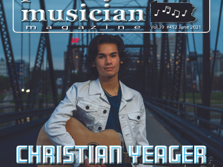 Cover Story - June 2021 - Christian Yeager